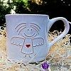Andělský hrneček - keramika 150 ml