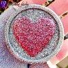 Orgonitová hmatka - srdce na dlani jemnost a laskavost 5,5x2cm