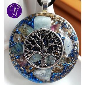 Orgonit strom života - hlas mého srdce 3,5cm