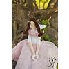 Andělka látková - jemnost 45 cm