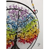 Drátovaný strom života - čakrový soulad 25 cm
