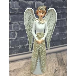 Andělská soška Andělská něha 10 cm