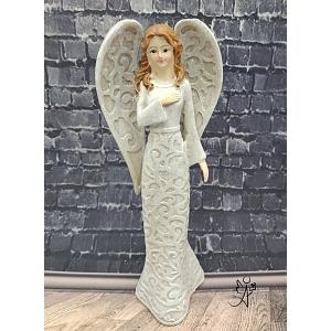 Andělská soška Z andělské duše 18 cm