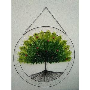 Drátovaný strom života - božský příval energie  69 cm
